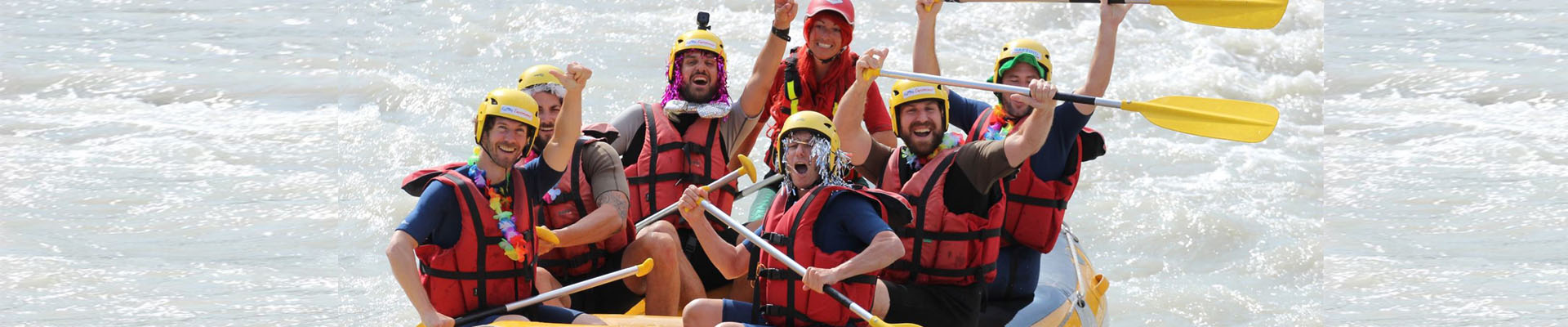 Bachelor Party Boy Rafting