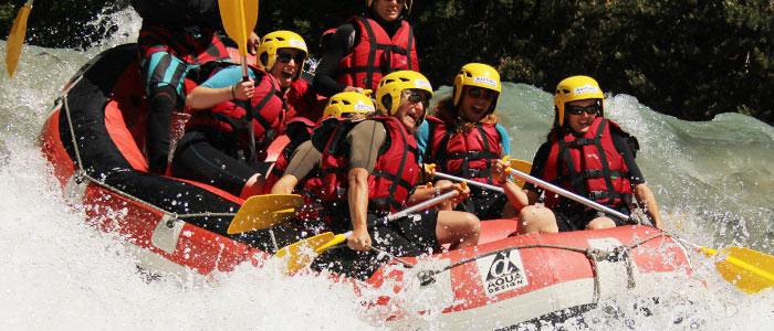 stage rafting serre chevalier