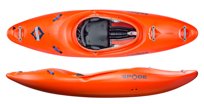 rental Kayak  for Adults Ace of Spade